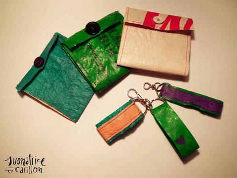 Come riciclare i sacchetti di plastica con il ferro da stiro ...