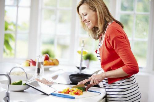 Colorare la cucina con l 39 handmade blog misshobby - Colorare la cucina ...