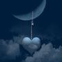La Luna nel cuore