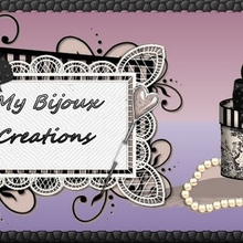 my bijoux creations