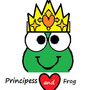 Princess and frog