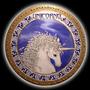 unicorno porcellane