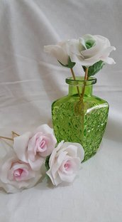 Rose in porcellana fredda  per profumatori
