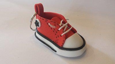 portachiavi scarpina colorati
