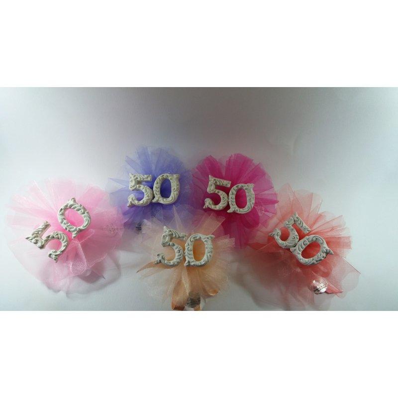 Famoso bomboniera compleanno 50 anni - Feste - Bomboniere - di Le  RT85