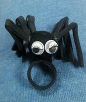 Anello con ragno