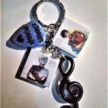 Portachiavi MUSICALE personalizzabile!