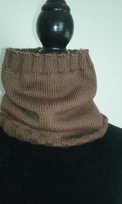 scalda collo uomo lana maglia