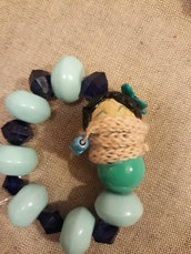 braccali perline bigiotteria