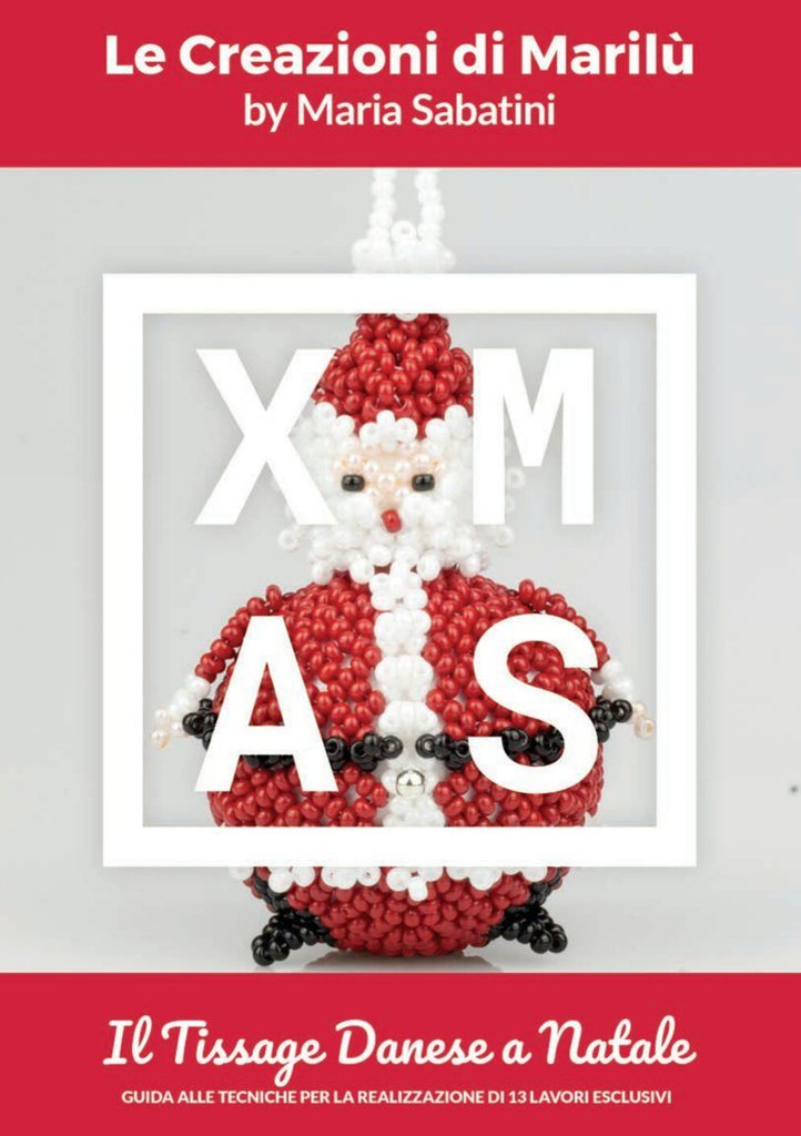 Il Tissage Danese a Natale - Le Creazioni di Marilu