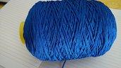 cordino thai effetto seta blu elettrico