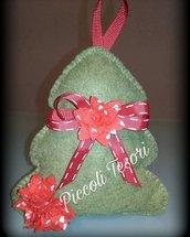 Decorazione natalizia  per albero/casa