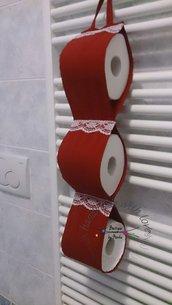 Portarotolo di carta igienica di scorta