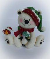 Orsetto di Natale