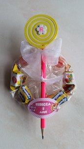Matite con lollipop