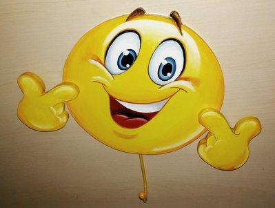 Smile appendi abiti