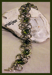 bracciale in chainmail