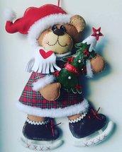 Orsetto merry christmas