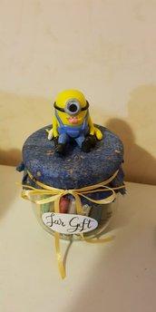 jar gift minion