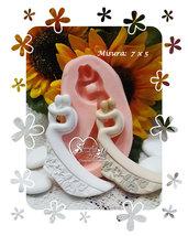 Stampo *Coppia sposi stilizzati*