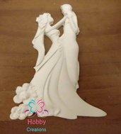 Gessetti profumati a forma di COPPIA  per bomboniera, chiudipacco, segnaposto, Nozze, Compleanno, San Valentino, Matrimonio, San Valentino - IDEA REGALO