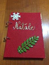 Christmas Planner, Quaderno di Natale, planner, Idea regalo Natale