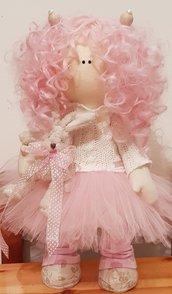 """Bambola di pezza """"Le Cice di Valerie"""""""