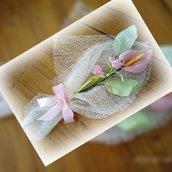 Fiore Calla a gambo lungo