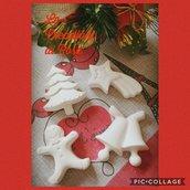 Gessi 40 gessetti profumati Natale segnaposto