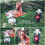 Bambi, Tippete e Fiore