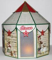 Scatola Circo di Natale