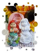 Stampo *Sirenetta con conchiglia (1)*