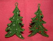 Decorazione albero di Natale 3d