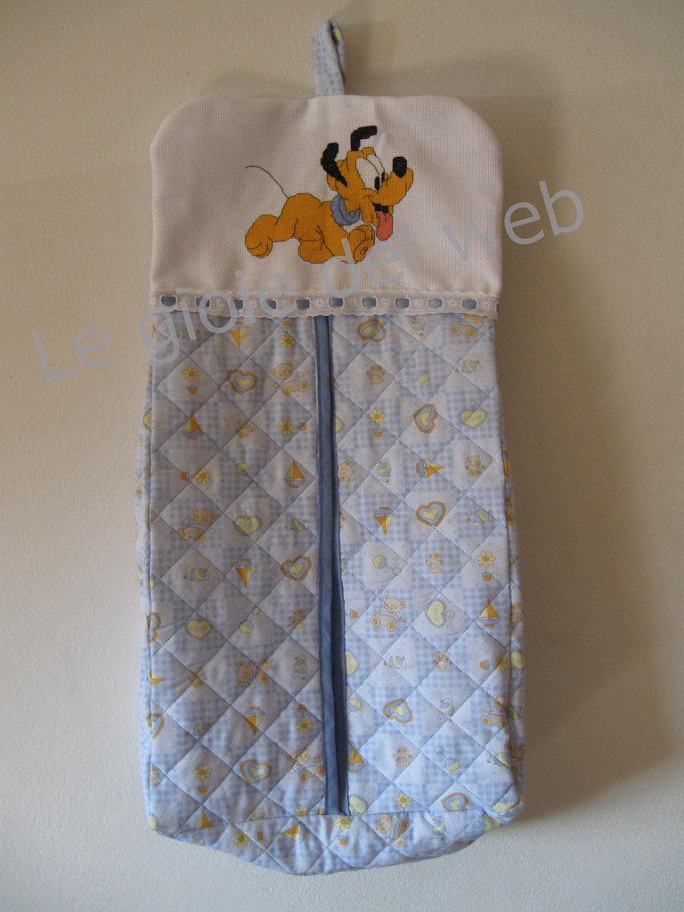 Porta pannolini pluto baby su misshobby for Immagini pluto baby