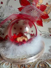 Pallina decorativa Natalizia