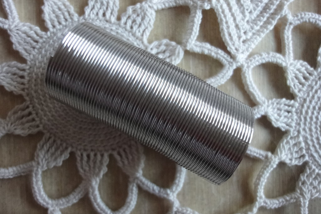 64 giri di molla armonica per anelli diam. 8 mm