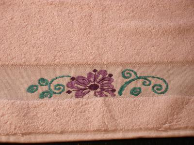 Asciugamano in spugna bimba