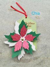 1 tag stella di Natale