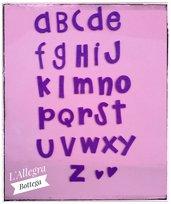 Lettera Alfabeto in Feltro