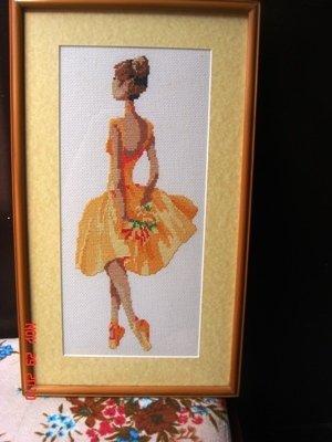 Thoughtful Ballerina