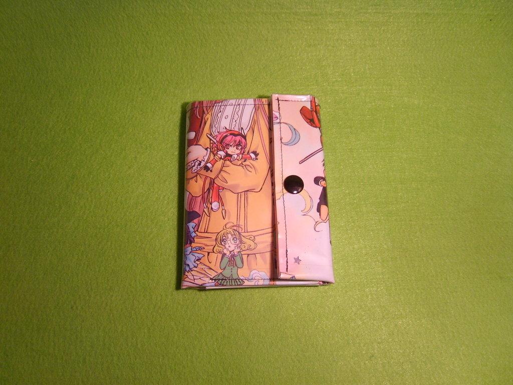 portafogli manga clamp