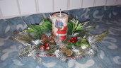 Idea regalo - Centrotavola candela