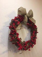 Ghirlande e decorazioni Natalizie