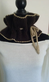 scalda collo donna lana mohair
