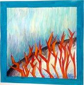 Coralli di Luna,dipinto