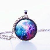 Ciondolo galassia universo interstellar