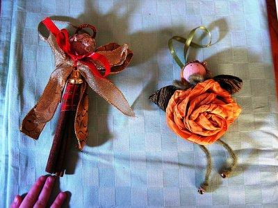 Angeli decorativi