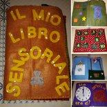 Quiet book/libro sensoriale