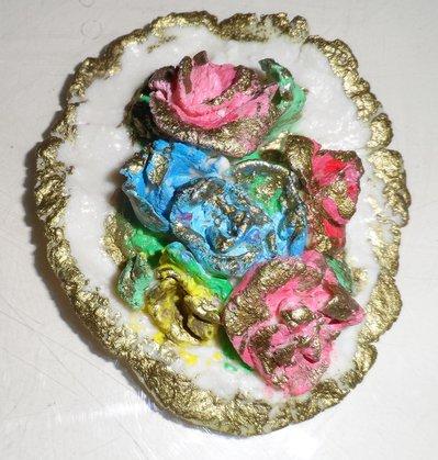 oggetto pasta sale fiorellini