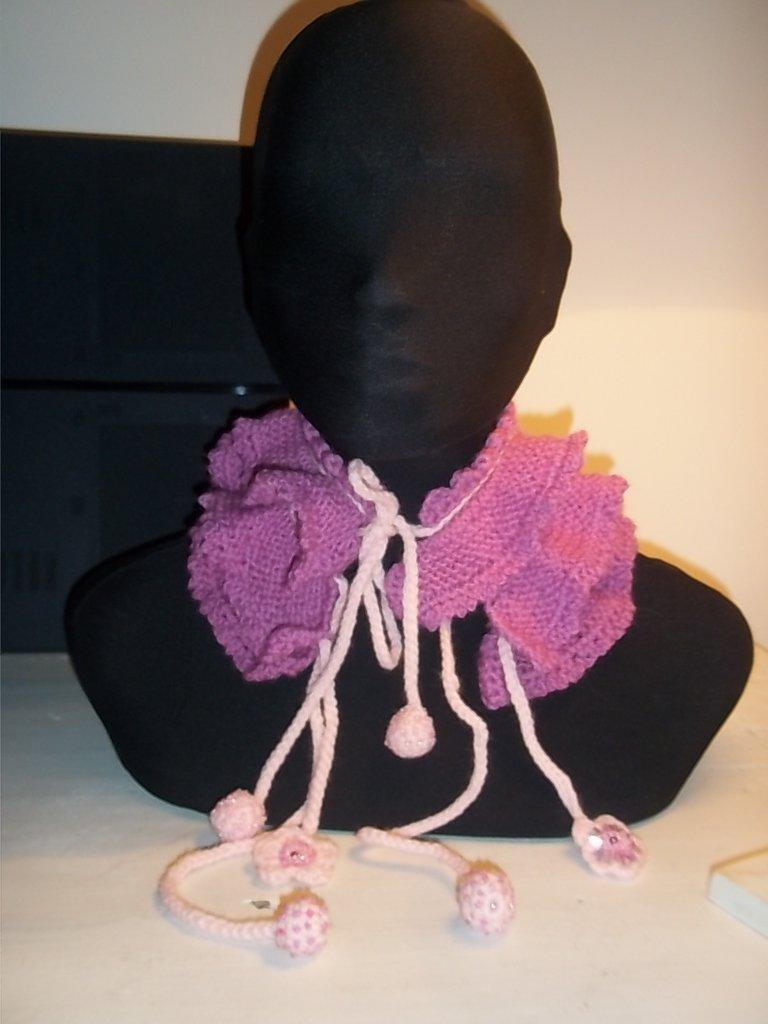 Scaldacollo Pink Calla
